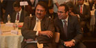 Akshay Raheja with Ajay Piramal